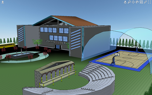 designing the ideal school building School building design from around the globe | see more ideas about school  design, primary school and school building design.