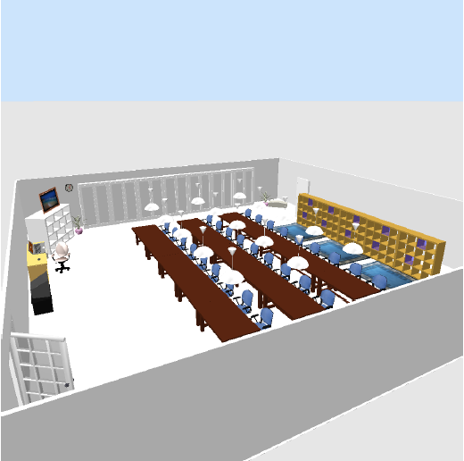 Virtual Classroom Design Free ~ D models of our school