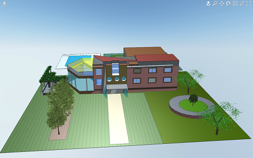 3d Models Of Our School