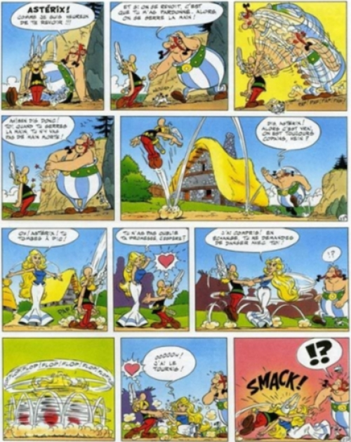 Book Review Asterix And Obelix