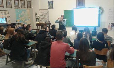 Εκπαιδευτική εκδρομή στη Θεσσσαλονίκη